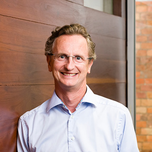 SmartFee Staff Profile Terry van der Velde Managing Director